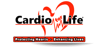 Natural Heart Health Supplement - Cardio For Life - Logo Footer