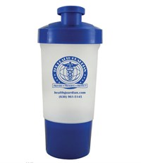 Health Guardian Shaker Bottle