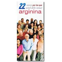 22 REASONS YOU SHOULD TRY ARGININE - 25 pack