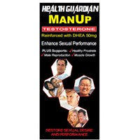 HG ManUp BROCHURE - 25 pack