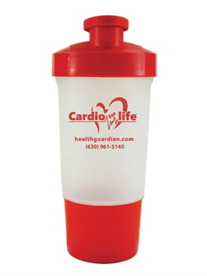 Cardio for Life Shaker Bottle